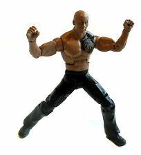 Wwf Wwe Wrestling Dwayne Johnson The Rock Mattel Elite 6 Pulgadas Figura Muy Rara