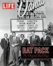 The Rat Pack: The Original Bad Boys by Life Magazine Hardcover  [BRAND NEW]