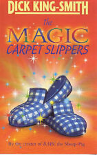 The Magic Carpet Slippers by Dick King-Smith (Hardback, 2000)