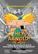 DVD HEY ARNOLD THE MOVIE NICKELODEN  LIKE NEW CODITION  FREE FAST POSTAGE