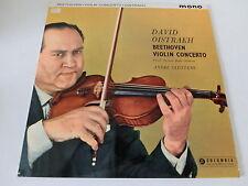 David Oistrakh Beethoven André Cluytens National Radio Columbia Holland Mono LP