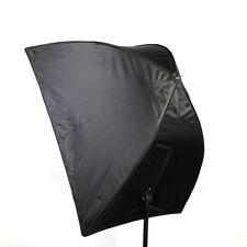 "60cm x 90cm 24"" x 35"" Umbrella Softbox Reflector F Flash Speedlight Studio Photo"
