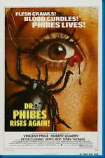 Dr Phibes Rises Again Movie Poster