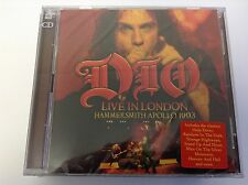 Dio - Live In London Hammersmith Apollo 1993 (NEW 2 x CD)