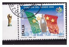 ITALIA 2006 - CAMPIONI DEL MONDO con appendice coppa