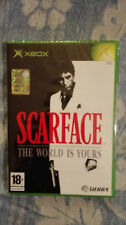 SCARFACE THE WORLD IS YOURS  NUOVO XBOX VERSIONE UFFICIALE  ITALIANA