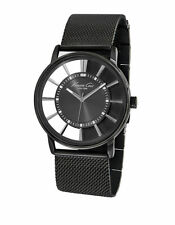Kenneth Cole New York Men's KC9176 Gray Stainless Steel Watch with Mesh Band