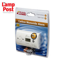Kidde Carbon Monoxide Alarm Detector 7DCO CO 10 Year Warranty