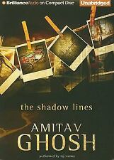 The Shadow Lines by Amitav Ghosh (2010, CD, Unabridged)