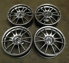 "18"" OZ ULTRALEGGERA ALLOY WHEELS FITS VAUXHALL ASTRA VECTRA ALFA BRERA 5X110"