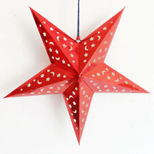 Hot Christmas Star String Hanging Christmas Party Tree Decoration Ornament