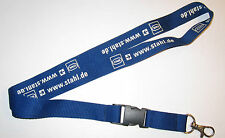STAHL Explosionsschutz Schlüsselband Lanyard NEU (T133)