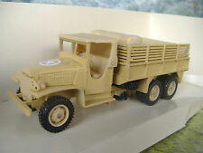 1/50 Solido (France)   MILITAIRY GMC truck US army