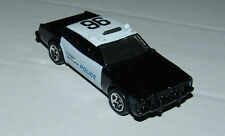 Hot Wheels Sheriff Patrol Police Force Set Exclusive Black Int Sp5's China 1992