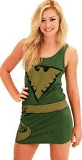 Juniors Marvel Comics X-Men Wolverine Phoenix Sexy Superhero Tank Dress Dresses
