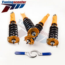 TCT Coilovers for 90-96 Nissan 300ZX Z32 Skyline R32 Suspension Shocks Struts