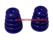 SUPERPRO REAR BUMP STOP BUSHING PAIR FOR FORD FALCON BA BF FG TERRITORY SX SY SZ