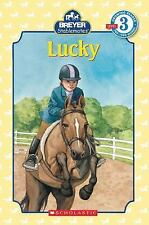 Scholastic Reader Level 3: Stablemates: Lucky Gerver, Jane Paperback