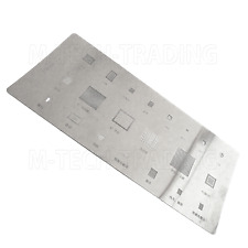 NEW FOR SAMSUNG NOTE 3 BGA REWORK REBALLING STENCIL TEMPLATE FOR IC REPAIR