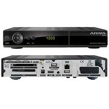 Ferguson Ariva 203 HD HDTV USB PVR Full HD Sat Ricevitore CA Lettore Schede IC LAN #