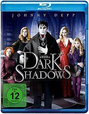 Tim Burton - DARK SHADOWS / (Blu-ray) / NEU+VERSCHWEISST!