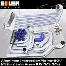 Intercooler+Piping+Silicones+Clamps+BOV COMBO for 02-06 Acura RSX DC-5