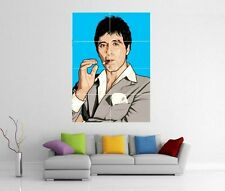 SCARFACE POP ART TONY MONTANA AL PACINO GIANT WALL PRINT POSTER H179