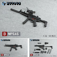 NEW ZYTOYS MP5A5 Submachine gun Can be assembled 1/6 FIGURE