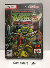 TEENAGE MUTANT NINJA TURTLES 2 BATTLENEXUS TMNT (PC) VIDEOGIOCO NUOVO NEW GAME