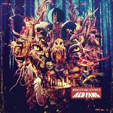RED FANG - Whales And Leeches - RED VINYL LP (Relapse 2013)