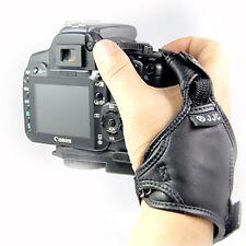 Leder Handschlaufe Schlaufe f. DSLR, SLR...Mittelformat Kameras