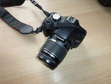 Canon 500d 15.1mp fotocamera reflex digitale 18-55mm Lente
