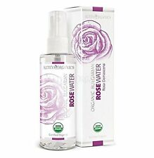 ROSE WATER Bulgarian Rosa Flower  Spray100% Natural USDA CERTIFIED ORGANIC 100ml