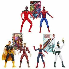 "Web Slingers Supreme Powers Cosmic Marvels Comic Pack 2-Pack 3.75""  Wave 2 set"