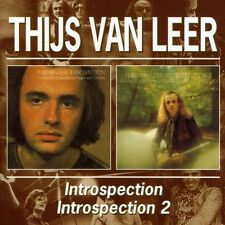 Introspection & Introspection 2 - Thijs Van Leer (2003, CD NIEUW)
