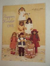 Annette Himstedt Puppen Kinder Katalog 1998