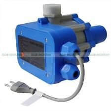 Auto Water Pump Pressure Controller Electronic Switch Control 110V 10bar ECO
