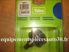 THERMOSTAT RENAULT 4 5 6 15 ESTAFETTE RODEO R4 R5 R6 R15 - REF 820910