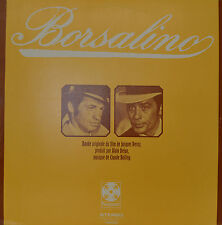 "OST - SOUNDTRACK - BORSALINO - CLAUDE BOLLING   12""  LP (N13)"