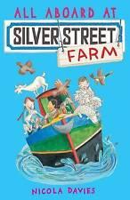 ALL ABOARD AT SILVER STREET FARM NICOLA DAVIES 9781406323054 PAPERBACK