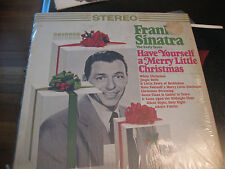 Frank Sinatra; Have Yourself a Merry Little Christmas  on LP