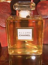 "Store Display Large 10 3/4"" Factory Sealed  Chanel 9 lb 13 oz Bottle"