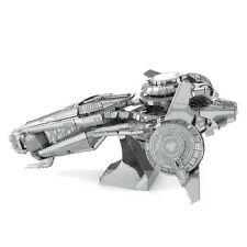Fascinations Metal Earth 3D Laser Cut Steel Model Kit - HALO FORERUNNER PHAETON