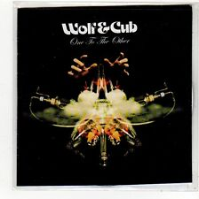 (FO497) Wolf & Cub, One To The Other - 2008 DJ CD