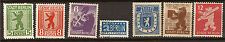 ALLEMAGNE 6 Timbres neufs : Stadt Berlin  zone sovietique 82m167T3