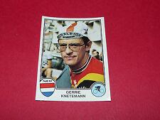 CYCLISME GERRIE KNETEMANN RECUPERATION PANINI SPORT SUPERSTARS 82 1981-1982