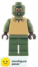 bob003 Lego SpongeBob SquarePants 3827 - Squidward Minifigure - New