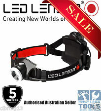 Led Lenser H7.2 LED Headlamp - Authorised Aussie Seller
