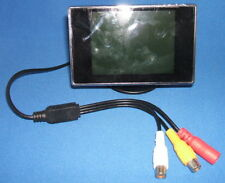 "3.5"" LCD Video Monitor 5V version. Ideal for Raspberry Pi"
