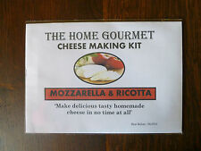 Make Your Own 'Mozzarella & Ricotta' Cheese Kit *Free Delivery*